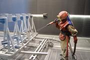 Рабочие на металлургическое предприятие (Польша)