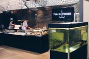 Магазин рыбы и морепродуктов Fish in house в Днепре!