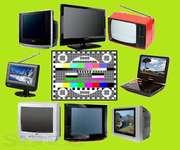 Ремонт телевизоров старого образца,  кинескопныхю. на дому в Кривом Рог