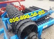 Новые зубчато-кольчатые катки КЗК-6-01 для обработки почвы