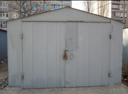 Сдаю металлический гараж на улице Осенней.