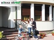 Защитные роллеты Steko для окон и дверей. Днепр