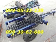 Грудобой(каток)Кзк-6-01, ККШ-6Г, КЗК-6-04 прикатывающие, рубящие кзк