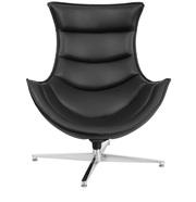 Кресло Ретро,  цвет черный