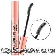 Eveline Cosmetics Volumix Fiberlast Тушь с эффектом накладных ресниц