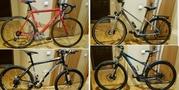 Велосипеды ЧЕТЫРЕ по цене ДВУХ