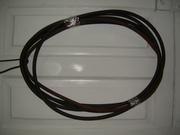 Кольцо резиновое уплотнительное для клапанов 19ч21р,  19ч24р и тп.