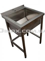 Ванна моечная 1-но секционная 600х600х850мм