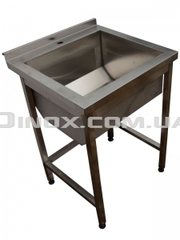 Ванна моечная 1-но секционная 600х700х850мм