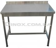 Стол производственный без полки 1200Х600X850ММ