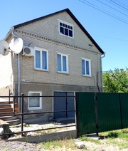 Одинковка. Продам дом 2 этажа ул Азербайджанская