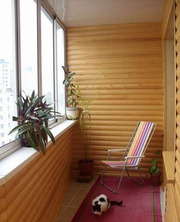 Блок хаус  для внутренних работ в Днепре