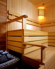 Брус полок (лежак для бани,  сауны) в Днепре