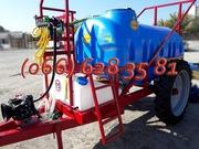 Сельхозтехника для внесения жидких удобрений опрыскиватель ОП 2500