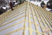 Ремонт крыши балкона (кровли балконного козырька)