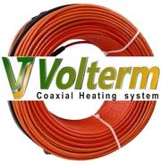 Нагревательный кабель теплый пол Volterm.