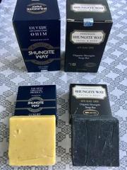 Шунгитовое мыло Shungite Way с вытяжкой из алтайских трав