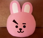 Подушка BTS ВТ21 (Cooky)