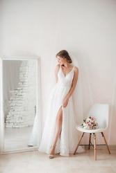 Нереальное свадебное платье !!!