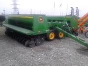 Сеялка зерновая John Deere 455
