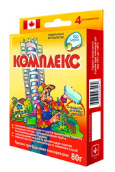 Биопрепарат САНЭКС КОМПЛЕКС,  80 гр для очистки септиков