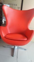 Дизайнерское кресло для отдыха домой Эгг