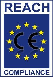 Европейский Сертификат соответствия СЕ (в соответствии с REACH)