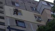 Утепление квартир в Днепропетровске методом промышленного альпинизма