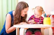 Няня для дошкольницы