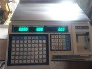 Весы с принтером этикеток CAS LP-15