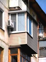 Балконы- конструкции разгружающие плиту, расширение