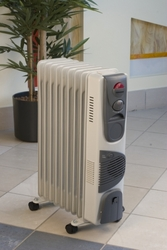 Электрические масляные радиаторы «Standard»: