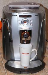 Продам кофемашину б/у Saeco Talea Ring/Ring Plus.