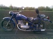 Продам мотоцикл  ИЖ-49