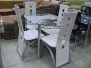 Cупер красивые столы и стулья. Лучшие цены. Доставка.